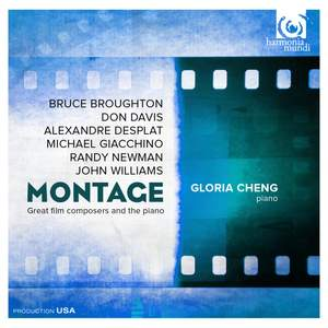 Montage: Great film composers & the piano