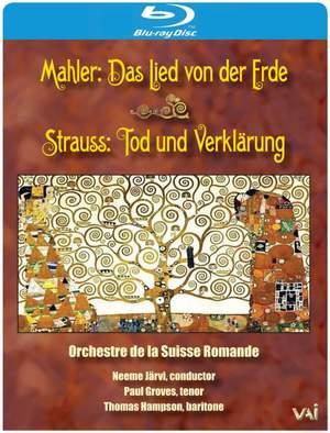 Neeme Järvi conducts Mahler & Strauss Product Image