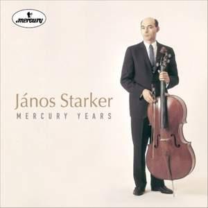Janos Starker Mercury Years