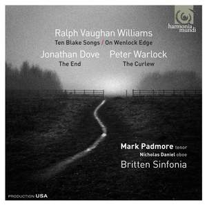 Vaughan Williams: On Wenlock Edge & Ten Blake Songs Product Image
