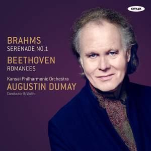 Brahms Serenade No. 1 & Beethoven Romances