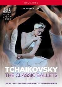 Tchaikovsky: The Classic Ballets Box Set