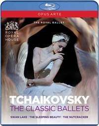 Tchaikovsky: The Classic Ballets Box Set