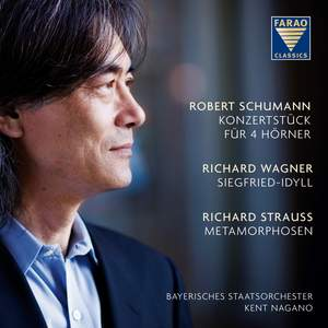 Kent Nagano conducts Schumann, Wagner & R. Strauss Product Image