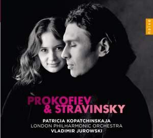 Stravinsky & Prokofiev: Violin Concertos Product Image