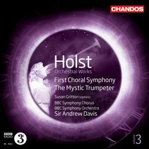 Holst: Orchestral Works Volume 3