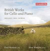 British Works for Cello and Piano, Vol. 2