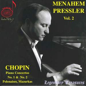 Menahem Pressler Vol. 2