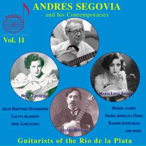 Andres Segovia and his Contemporaries