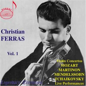 Christian Ferras Vol. 1