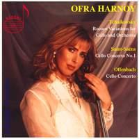 Ofra Harnoy plays Tchaikovsky, Saint-Saens & Offenbach