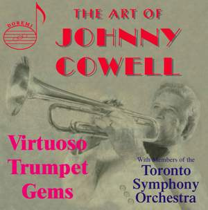 The Art of Johnny Cowell