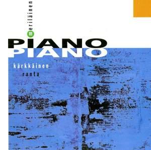 Usko Jan Merilainen: Piano Sonatas Nos. 2, 4, 5 & Papillons