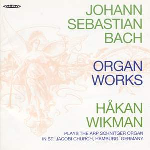 JS Bach: Organ Works