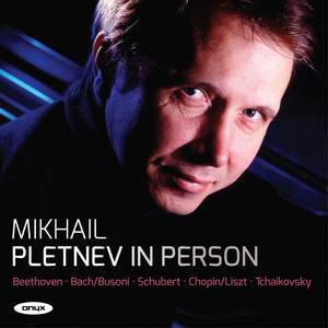 Mikhael Pletnev in Person