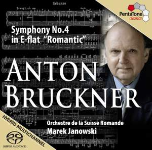 Bruckner: Symphony No. 4 in Eb Major 'Romantic' Product Image