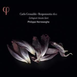 Gesualdo: Responses for Holy Week Product Image