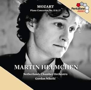 Mozart: Piano Concertos Nos. 15 & 27