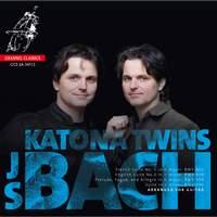 Katona Twins play Bach