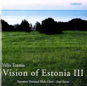 Tormis: Vision of Estonia III Product Image