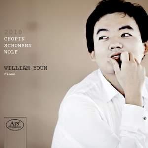 William Youn plays Chopin, Schumann & Wolf