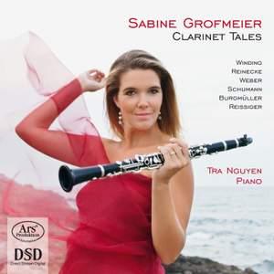 Clarinet Tales