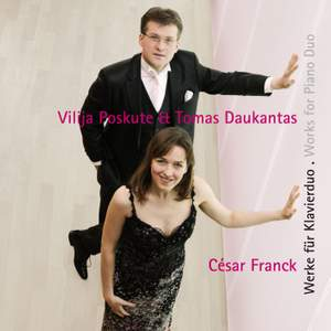 Franck: Works for Piano Duo