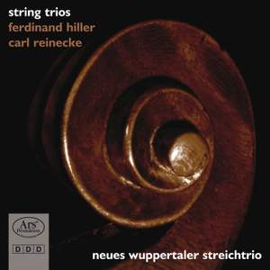 Hiller & Reinecke: String Trios