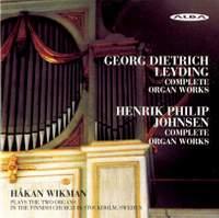 Leyding: Complete Organ Works & Johnsen: Complete Organ Works