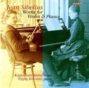 Sibelius: Works for Violin & Piano