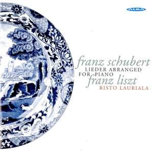 Liszt: Schubert Lieder Arranged for Piano
