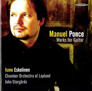 Manuel Maria Ponce: Works for Guitar