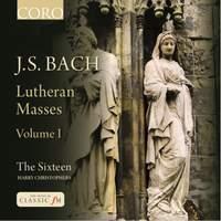JS Bach: Lutheran Masses Volume I