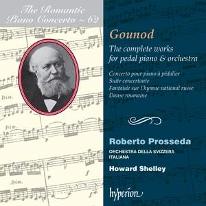 The Romantic Piano Concerto 62 - Gounod