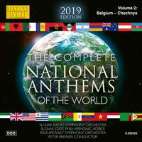 The Complete National Anthems of the World (2013 Edition), Vol. 2