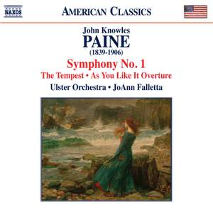 Paine: Orchestral Works, Vol. 1