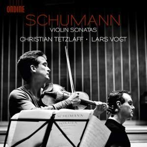 Schumann: Sonatas for Violin and Piano