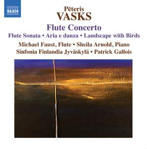 Pēteris Vasks: Flute Concerto