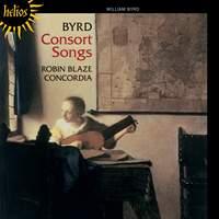 Byrd: Consort Songs