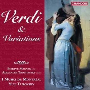 Verdi & Variations - Vinyl Edition