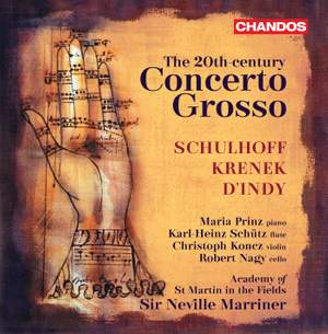 The 20th-century Concerto grosso