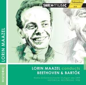 Lorin Maazel conducts Beethoven & Bartók