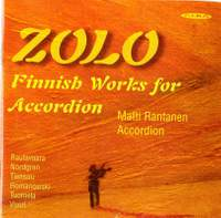 Finnish Works for Accordion