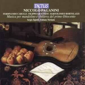 Paganini: Musica per mandolino e chitarra del primo Ottocento