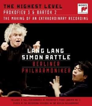 The Highest Level: Prokofiev 3 and Bartok 2