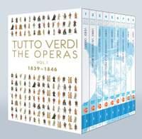 Verdi: The Operas Vol. 1, 1839-1846