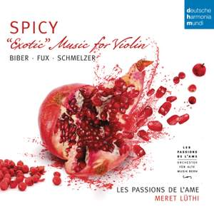 Spicy - 'Exotic' Music for Violin