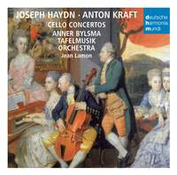 Haydn and Kraft: Cello Concertos