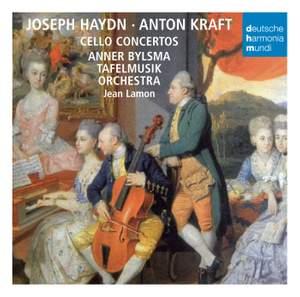 Haydn and Kraft: Cello Concertos