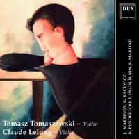 Utwory na Skrzypce i Altówkę (Works for Violin and Viola)